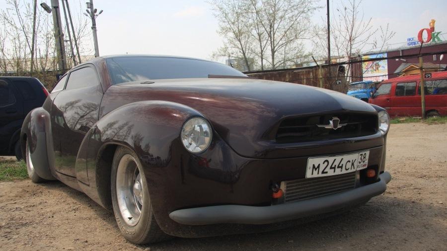 концепт кар победа-3000 рс кузов