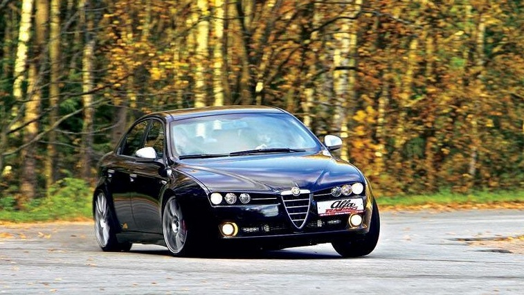 alfa romeo 159 ti autodelta drive2. Black Bedroom Furniture Sets. Home Design Ideas
