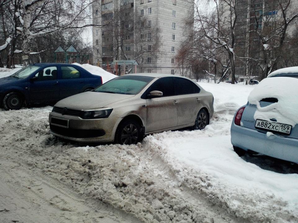 volkswagen polo пружины