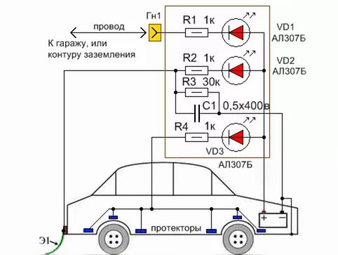Защита от коррозии (катодная защита) - бортжурнал Уаз Патриот 3163-349-03 (Пискля) ЖСМ 2014 года на DRIVE2