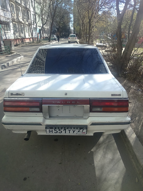 образом, терморегуляция куплю двигатель от ниссан лаурель 1988 1989 хабаровск месяц ждем малышку