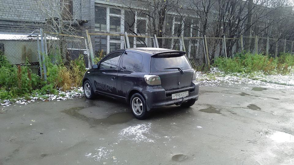 toyota yaris p1 не сразу заводится