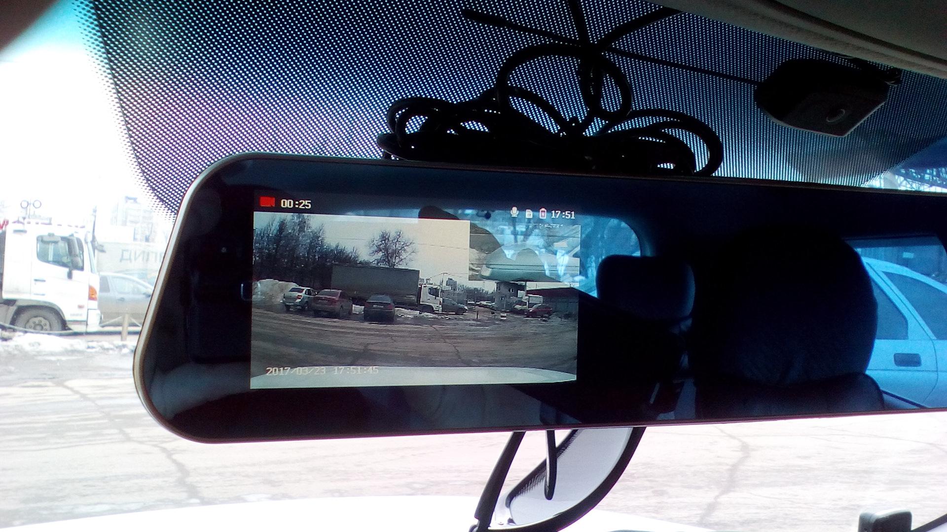 Прошивка регистратор зеркало видео регистратор видео автоподстав