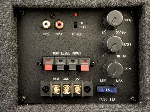 +12V — сюда подключаем кабель
