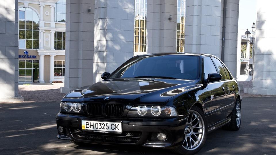 как снять выпускной коллектор BMW e46