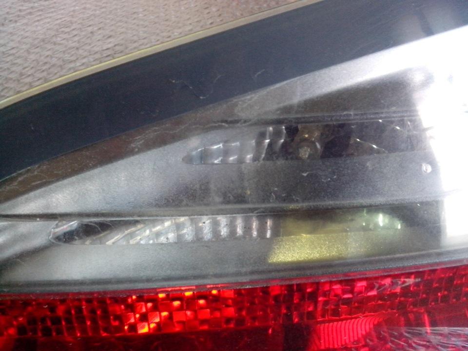 неисправные лампы стоп-сигнал ford s-max