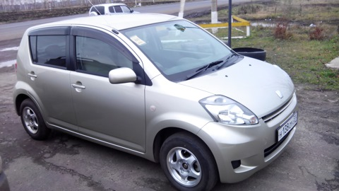 Toyota Passo  Car reviews from actual car owners with photos on DRIVE2