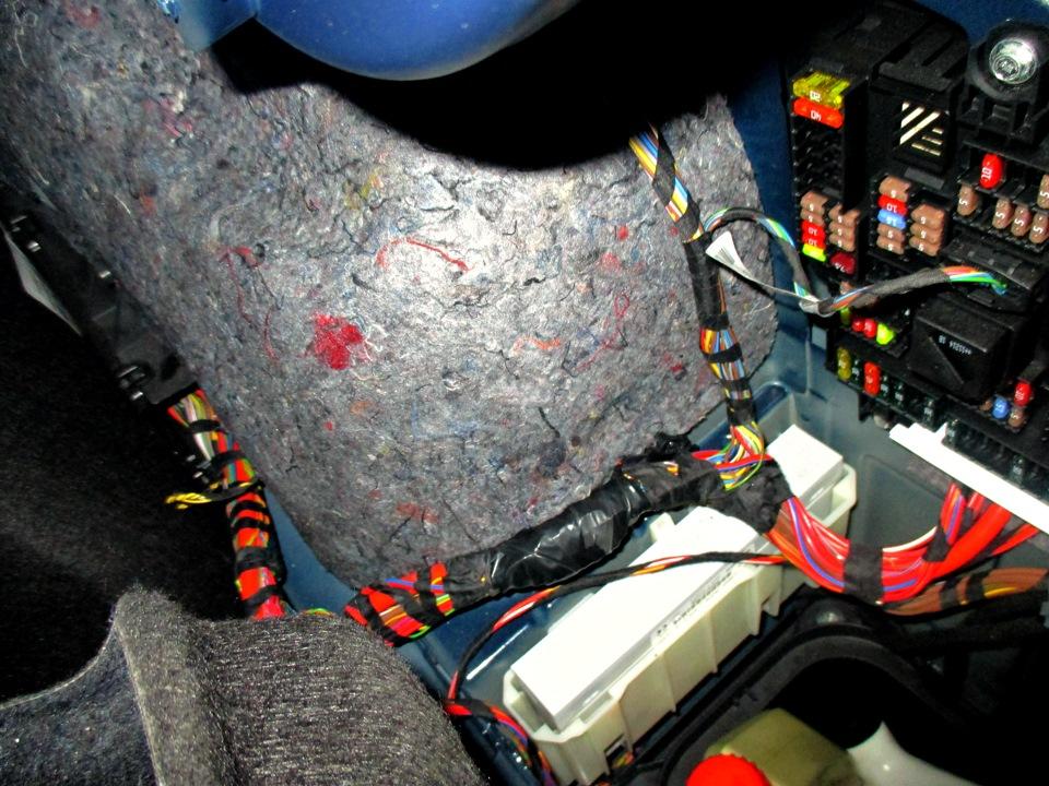 автоматическое закрывание багажника bmw