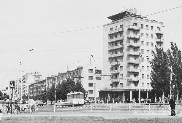 Мариуполь фото в советское время