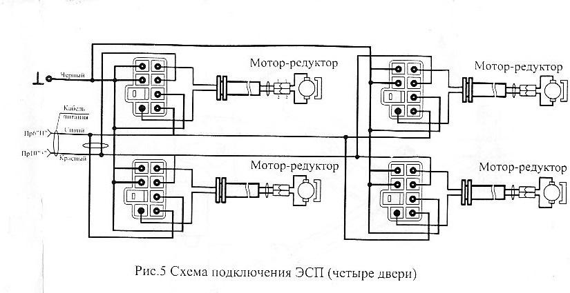 Установка на УАЗ подрулевого переключателя