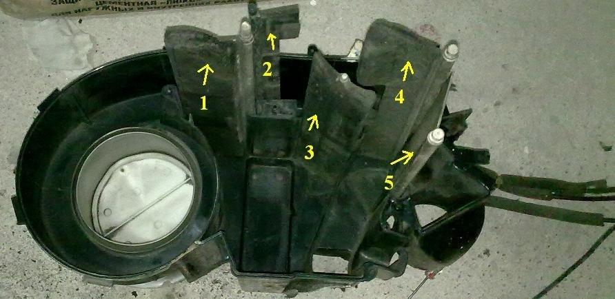 Замена радиатора печки - бортжурнал Audi 100 Дюшка DRIVE2