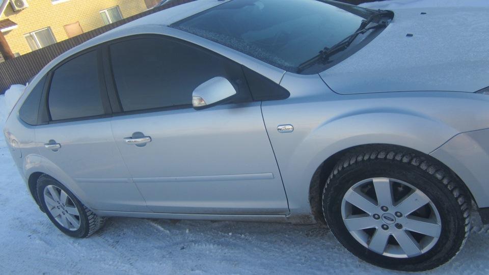 Ford Focus Hatchback тонировка не приступлени Logbook