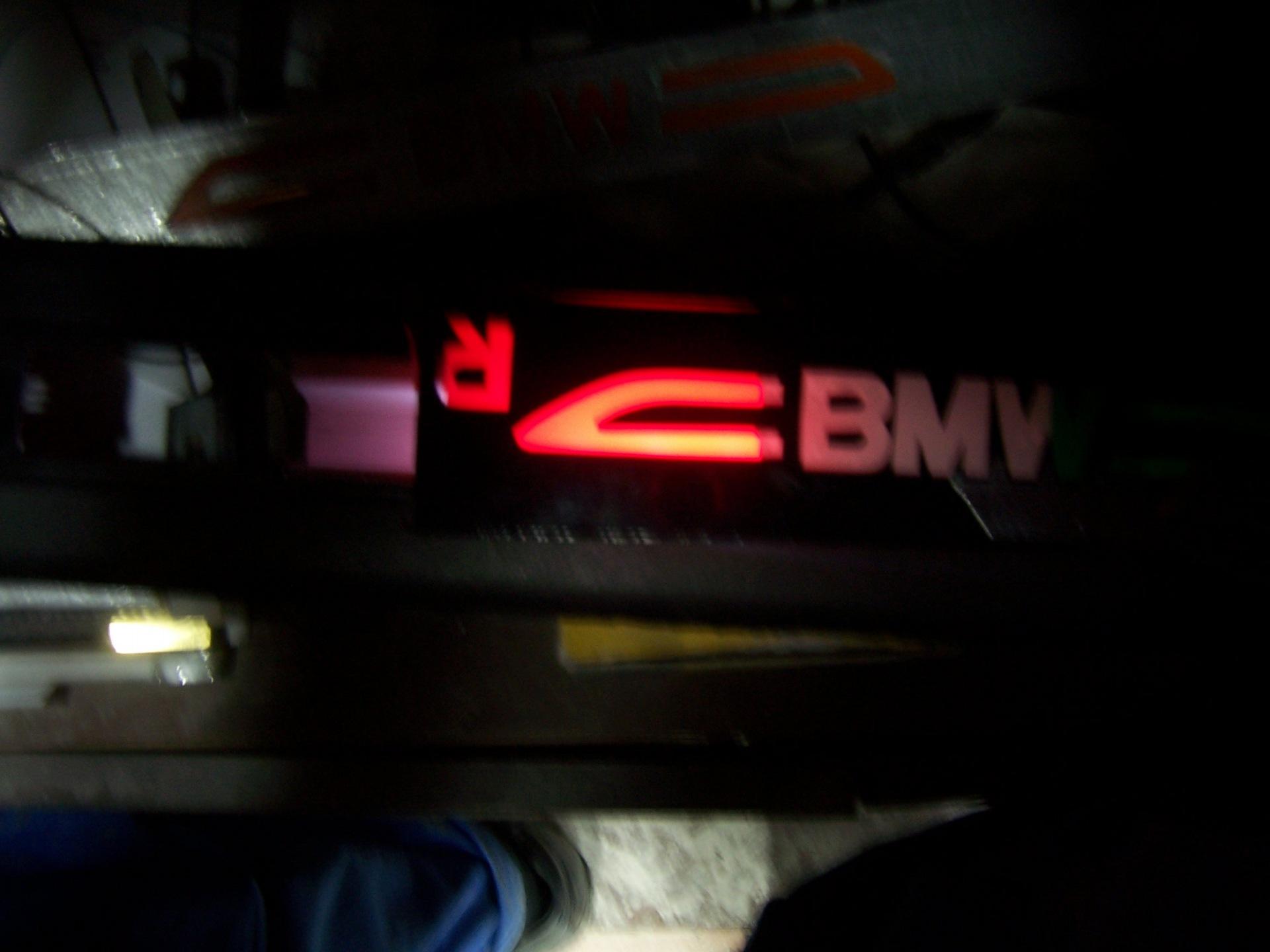 Накладка с подсветкой на пороги своими руками Схема-авто 45
