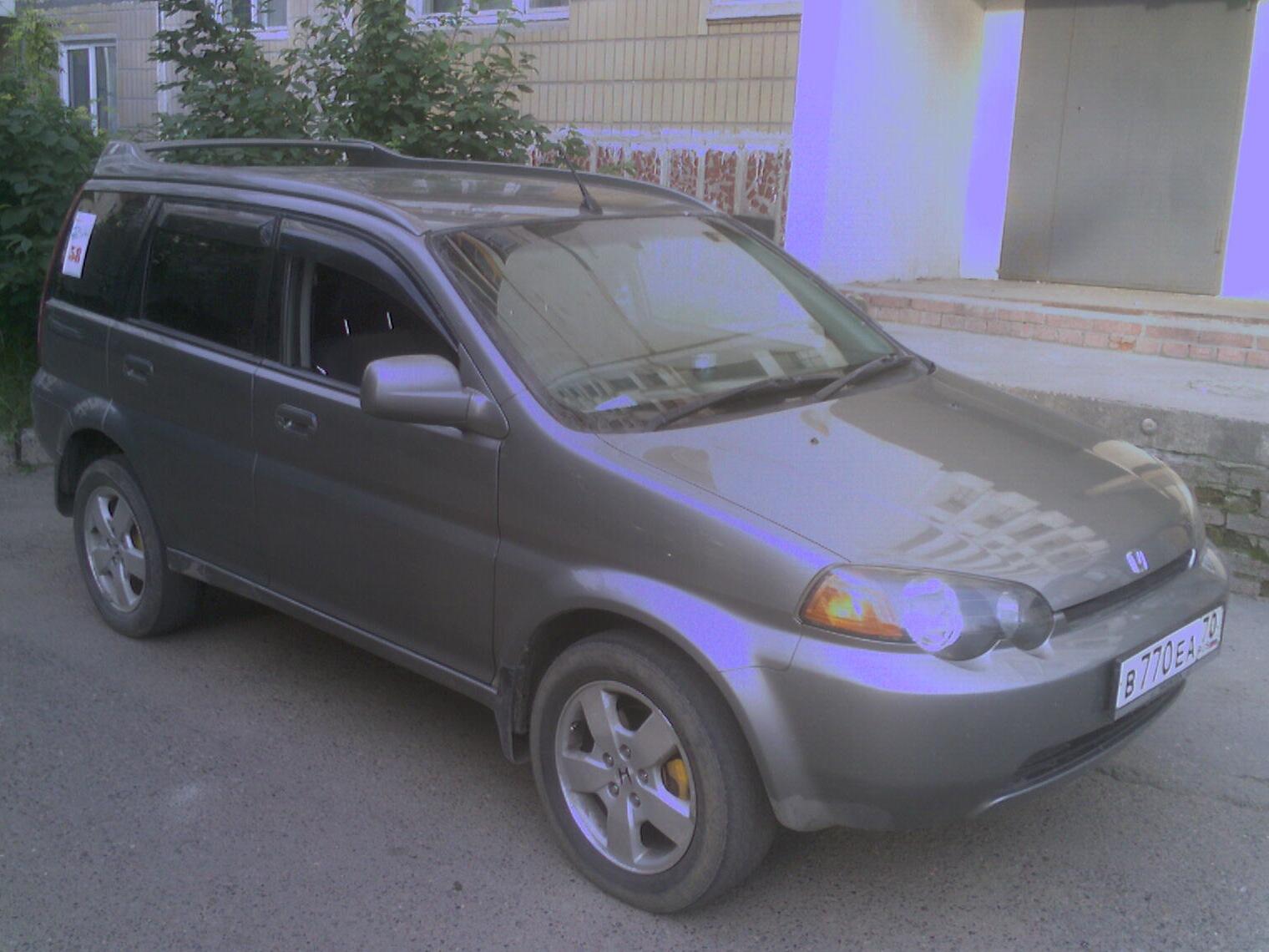 Honda hr v 1999 фото