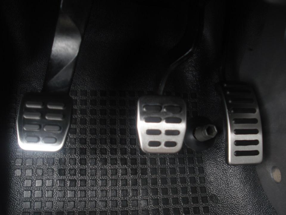 накладки на педали фольксваген транспортер