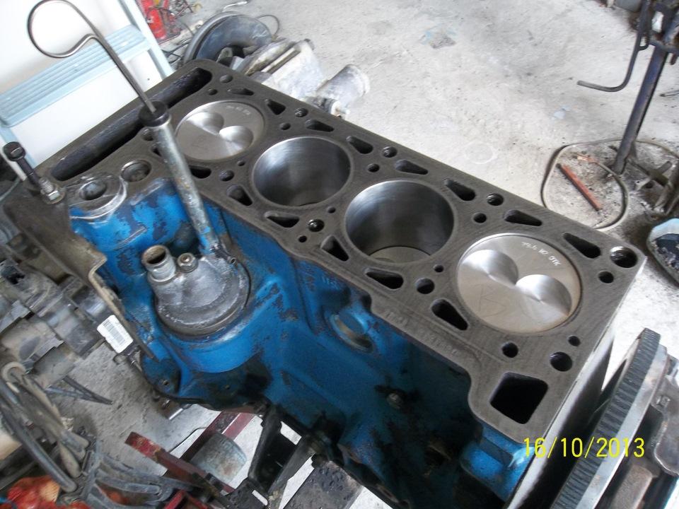 Головка на двигатель ваз 2106