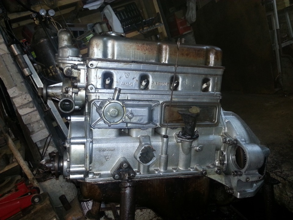 Ремонт двигателя 421
