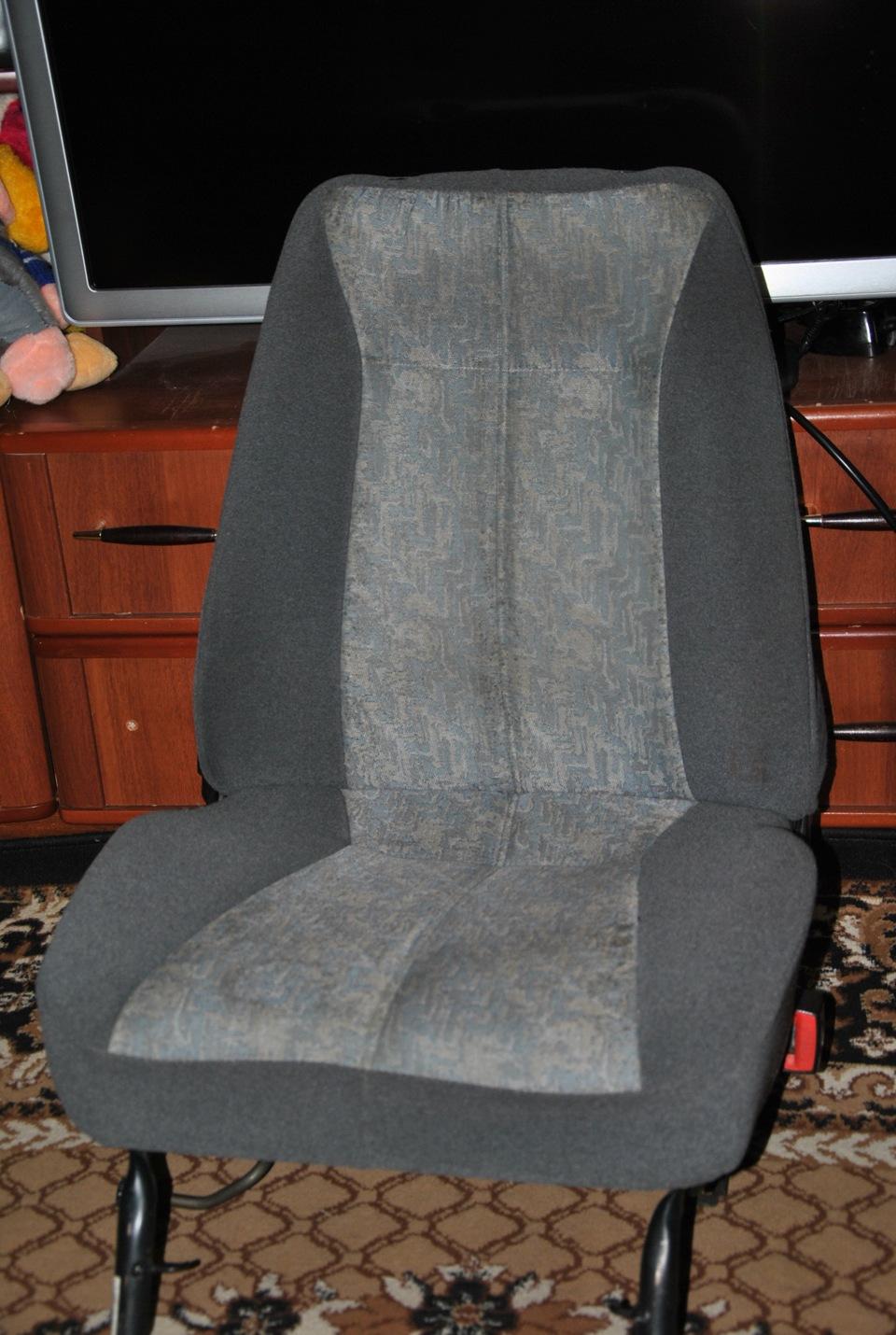 перетяжка сидений 2110 своими руками