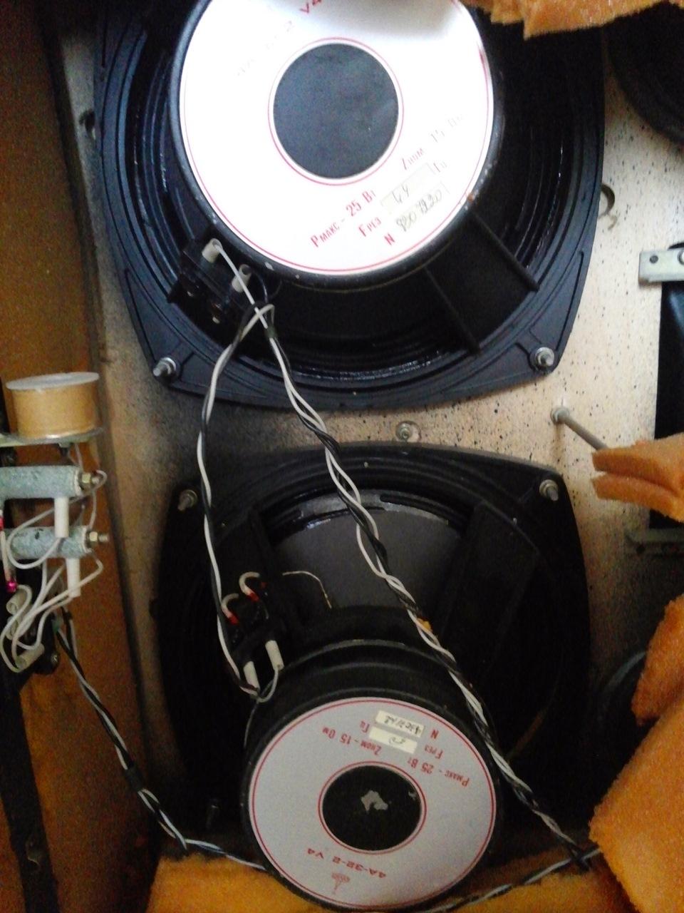 схема фильтров для акустики