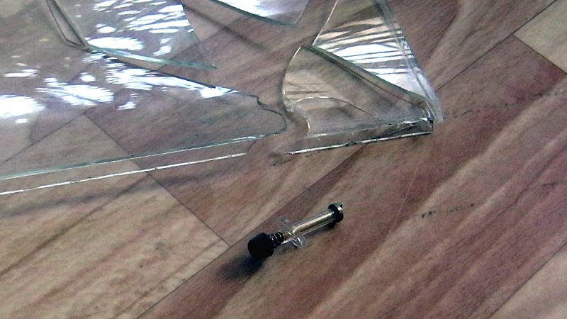 снятие щитка приборов на Фольксваген венто