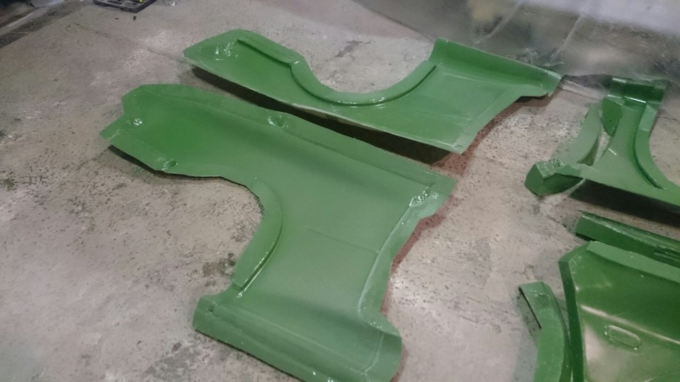 Как сделать пластиковое крыло