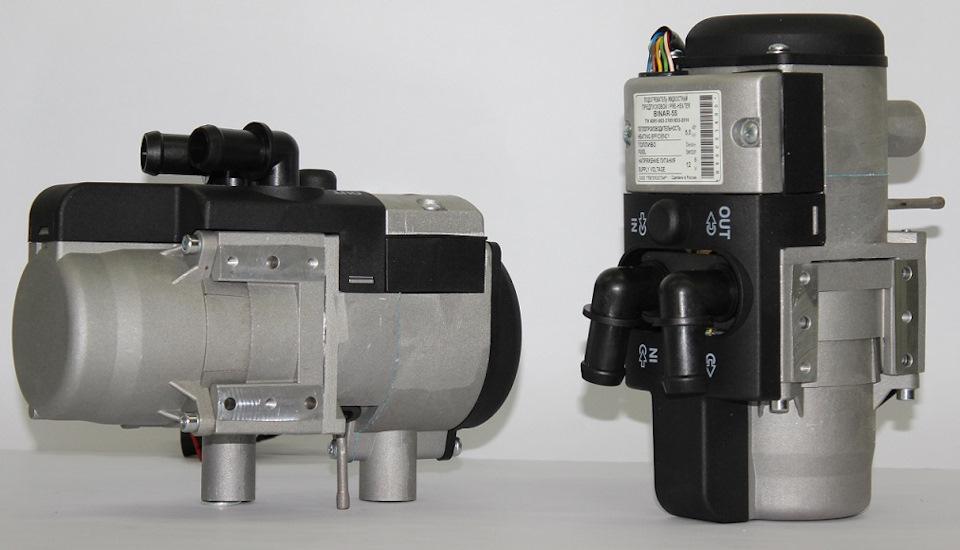 Подогреватель предпусковой дизельный бинар-5s disel, фото 2