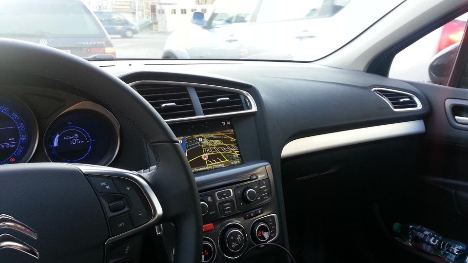 Ситроен с4 седан 2013 фото