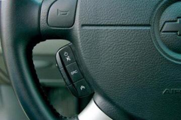 кнопки на руле на chevrolet lacetti