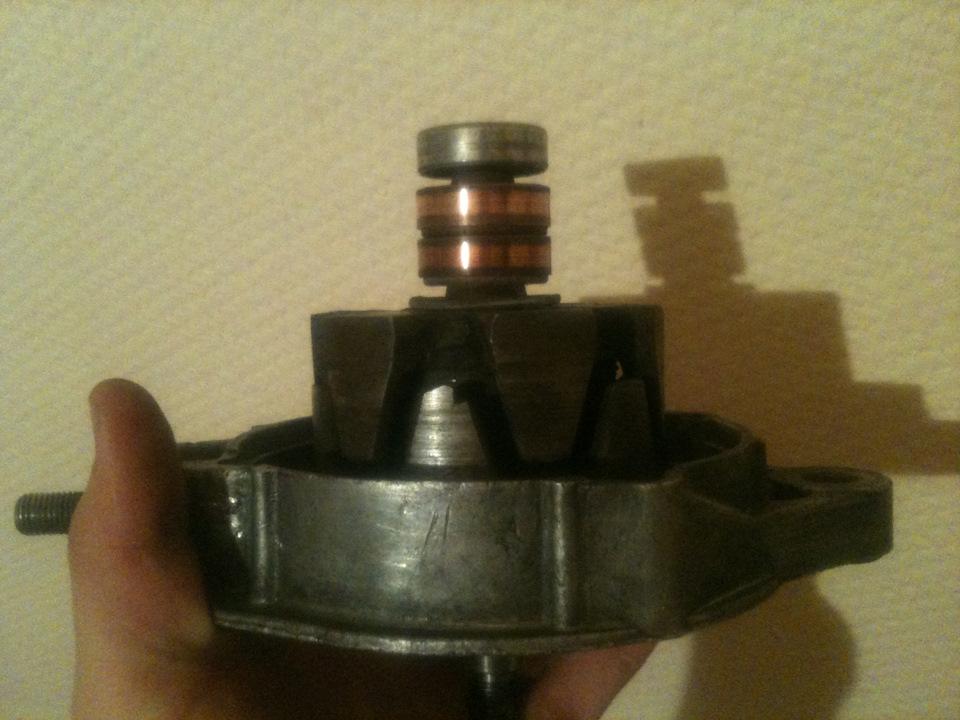 Ремонт генератора ваз 21213 своими руками