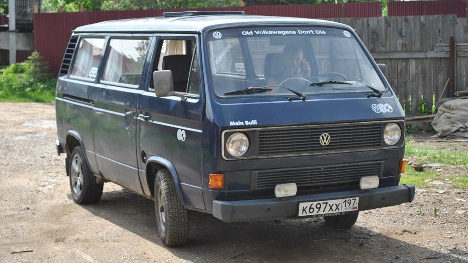 volkswagen transporter 3 drive2. Black Bedroom Furniture Sets. Home Design Ideas