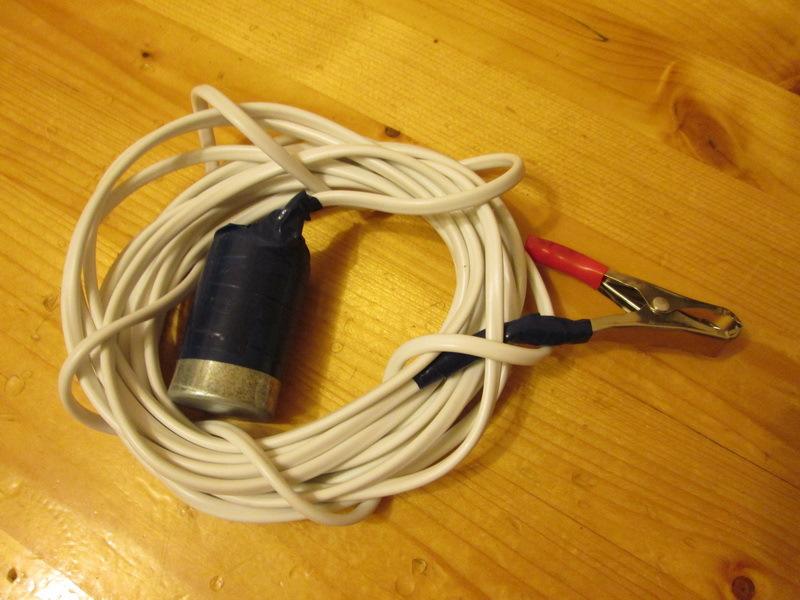 Цинковый электрод