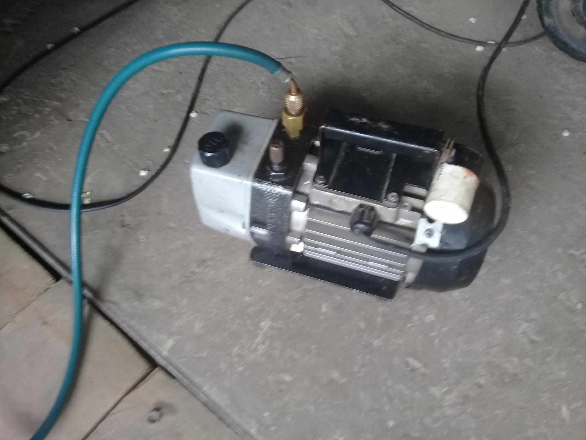 Заправка кондиционера добло Замена тормозного цилиндра дэу матиз