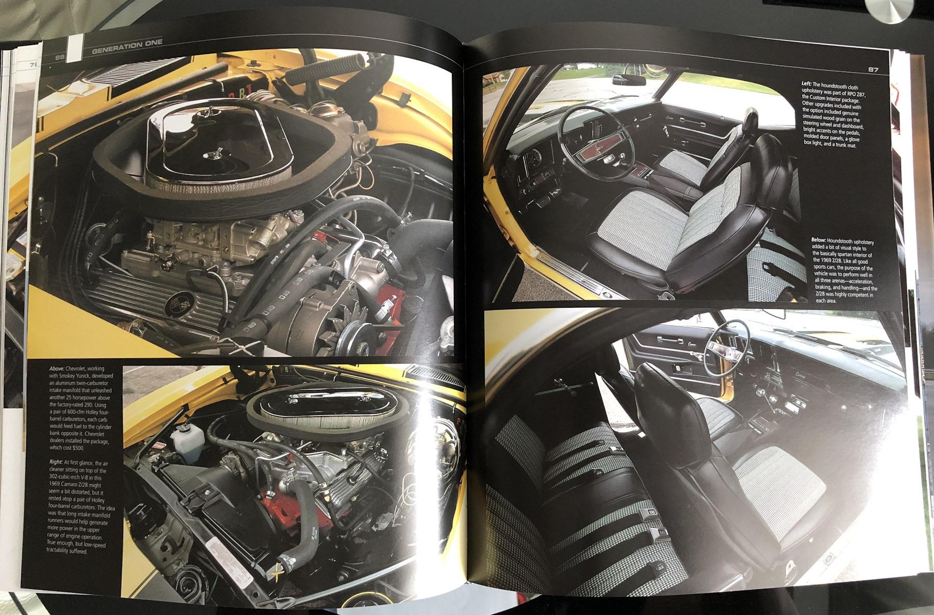 Книга The complete book of Chevrolet Camaro — Chevrolet