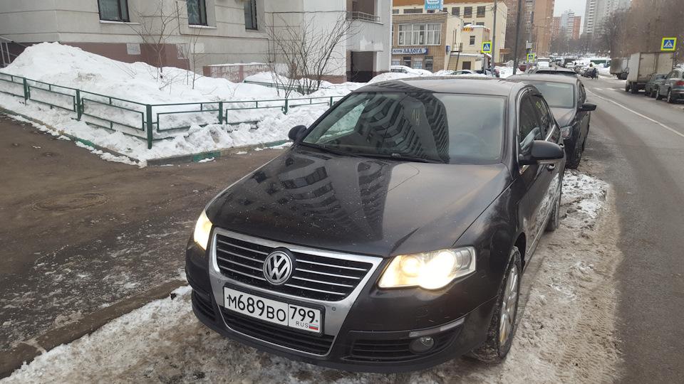 Volkswagen Passat   DRIVE2