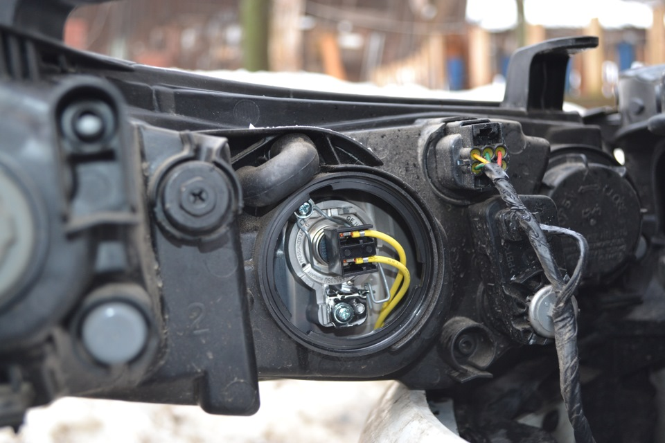 Как заменить габаритную лампу на киа церато Клуб Kia Sportage