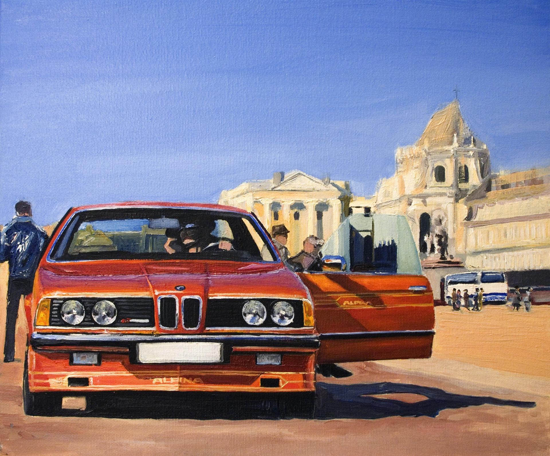 самая последняя работа alpina b7 turbo: www.drive2.ru/b/288230376151729887