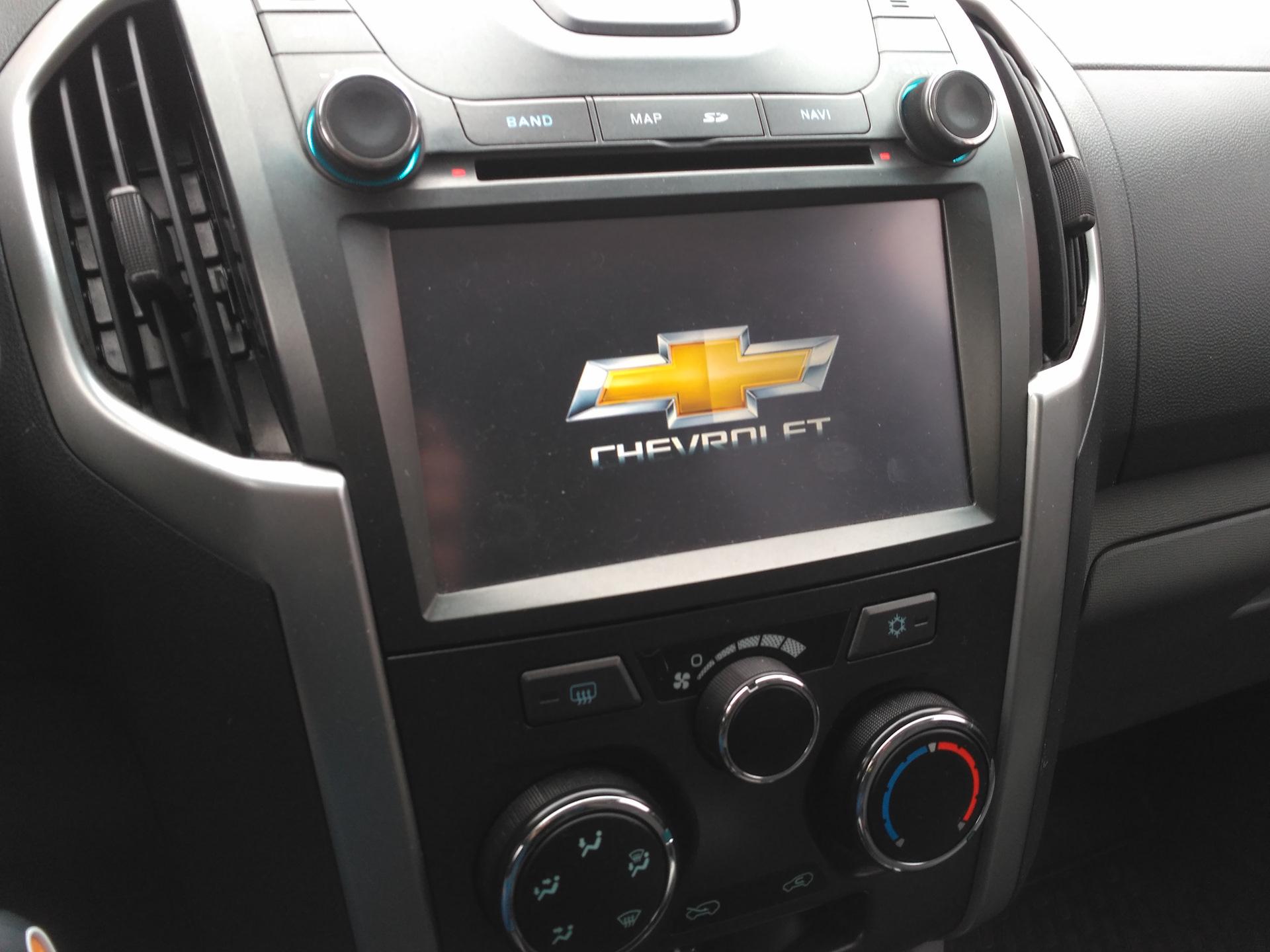 Штатные автомагнитолы Chevrolet – благоприятный климат в твоем автомобиле