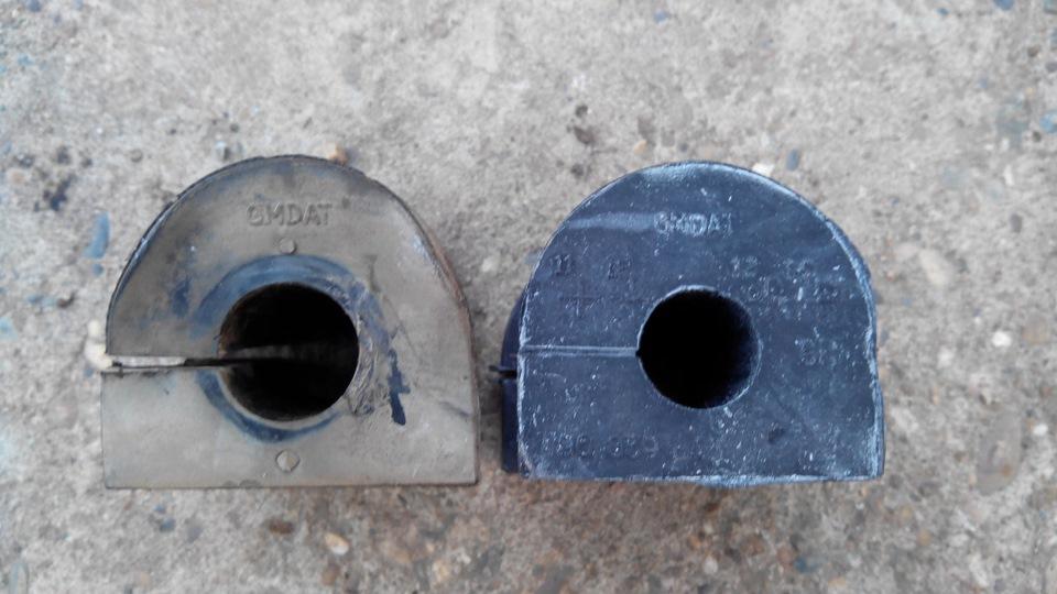 Замена задних тормозных колодок Шевроле Лачетти (Chevrolet)