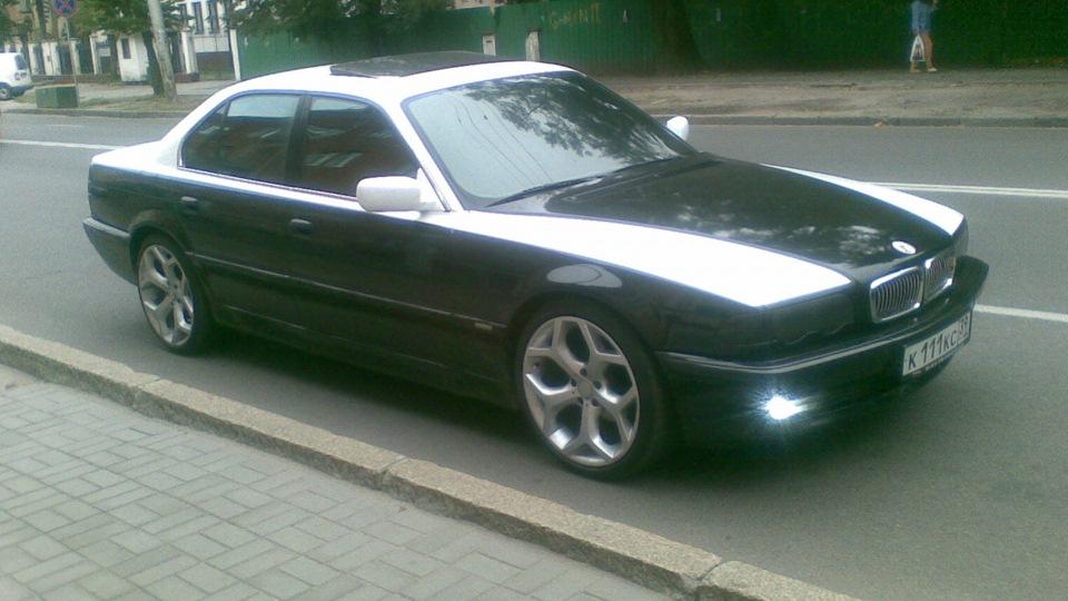 BMW E38 Club - диски r20