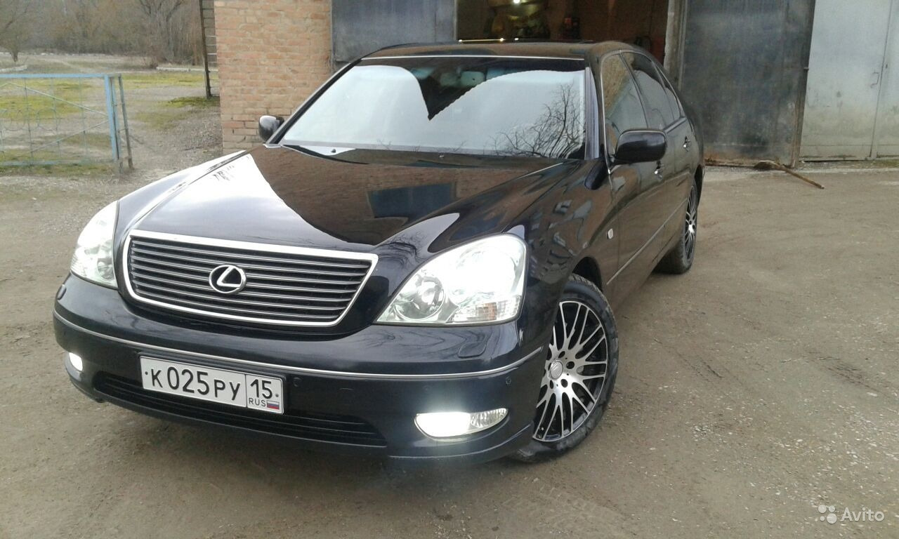 2005 lexus ls430 problems