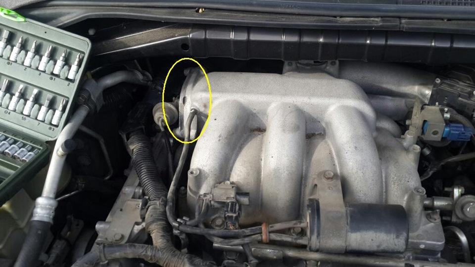 Почему машина свистит при нажатии на газ