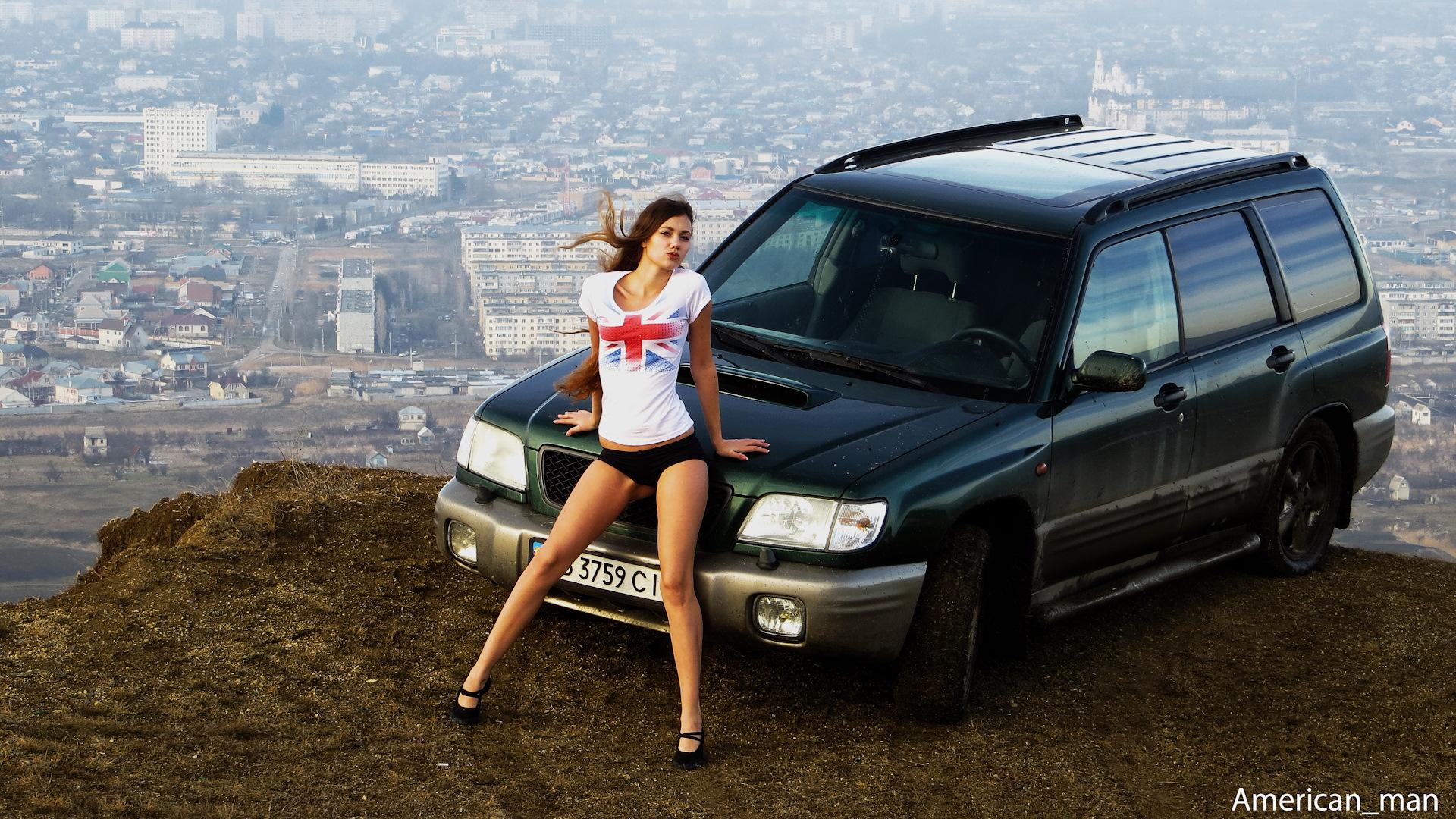 Subaru suvs safety