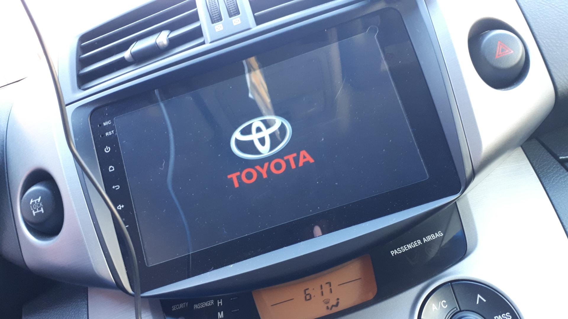 Штатные автомагнитолы для Тойота – интеллектуальные технологии