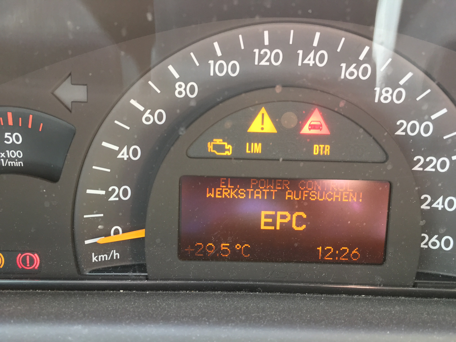 EPC нужна помощь! — Mercedes-Benz C-class, 2 2 л , 2000 года