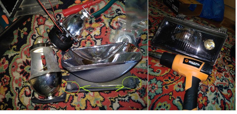 6f7efc04k149 960 - Фары с линзами на ваз 2110