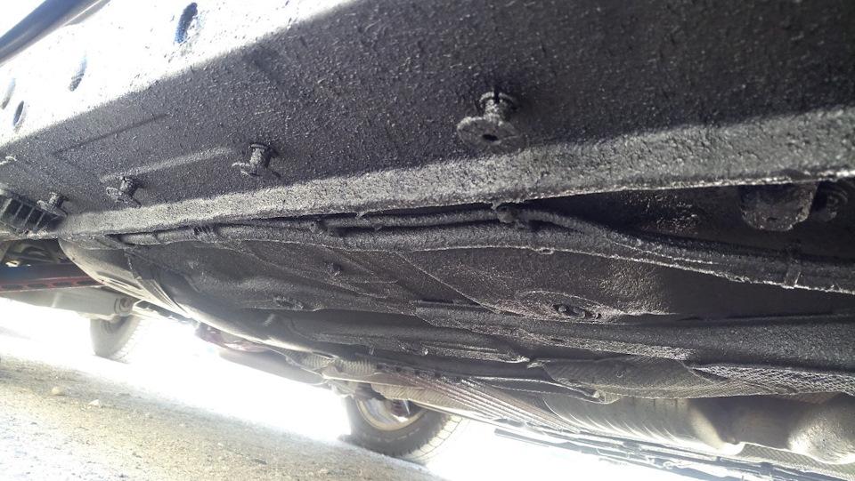 Защита днища автомобиля от коррозии своими руками 80
