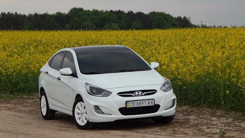 Hyundai accent кредит украина