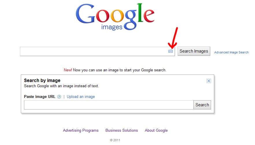 как искать по фотографии в гугле