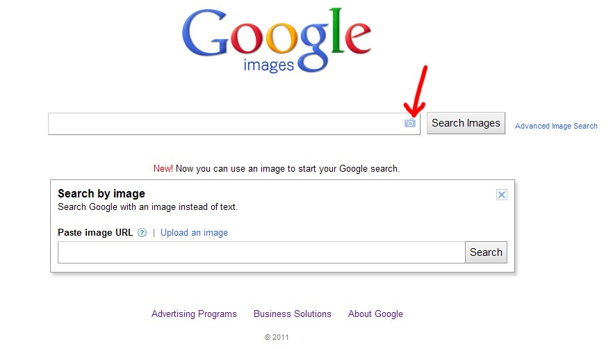 как в гугле по фото искать