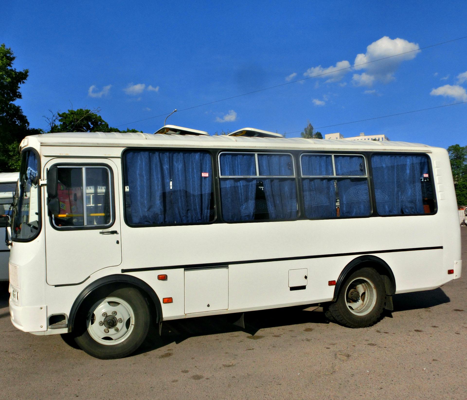 Картинки пазика автобус